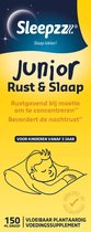 Sleepzz Junior Rust en Slaap Voedingssupplement - 150 ml