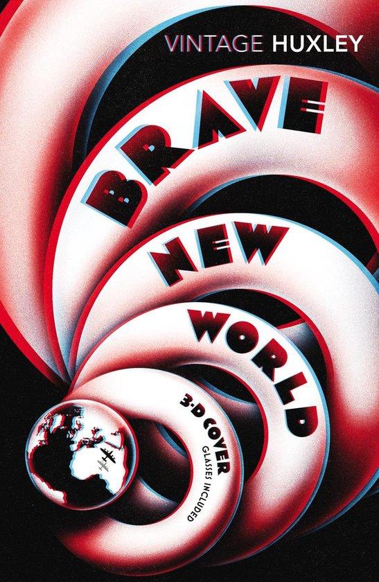 Boek cover Brave New World van Aldous Huxley (Paperback)