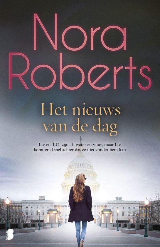 Het nieuws van de dag - Nora Roberts  