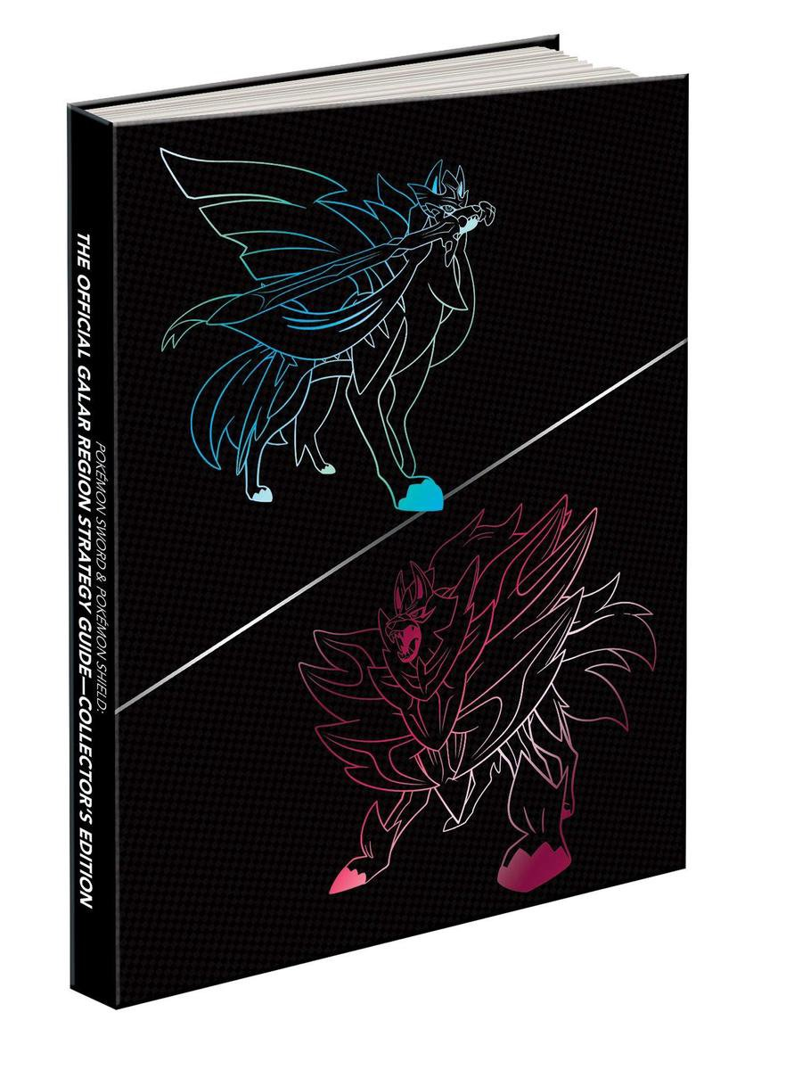 Pokemon Sword & Pokemon Shield: The Official Galar Region Strategy Guide