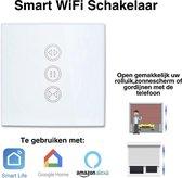 MySwitch WIFI Smart Muurschakelaar | Gordijn - Rolluik - Zonneschermbediening | Schakelaar
