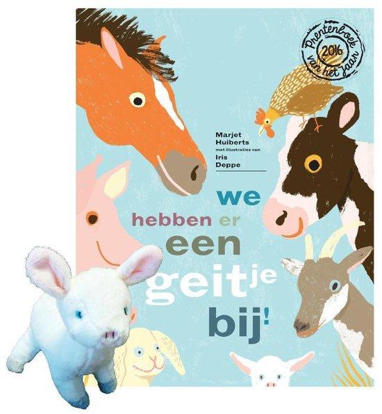 We hebben er een geitje bij - Marjet Huiberts | Fthsonline.com