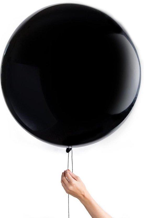 Knot & Bow   Jumbo Ballon   Gender Reveal   1 stuks   90cm