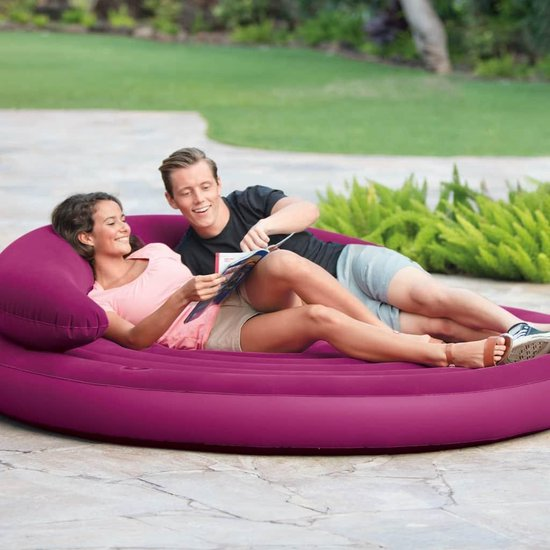 Intex Luchtbed Ultra Daybed Lounge 68881NP