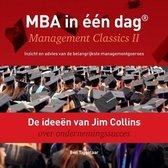 De ideeën van Jim Collins over ondernemingssucces