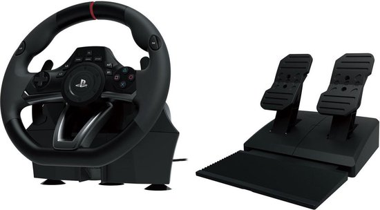 Hori Apex Racestuur - Official Licensed - PC / PS4