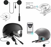 Bluetooth helm headset | Handsfree motor fiets |