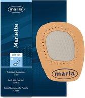 Marla Exclusive Marlette Antislip Voorvoet Zooltjes One Size