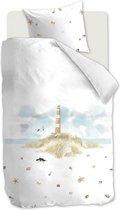 Marjolein Bastin Lighthouse - Dekbedovertrek - eenpersoons - 140x200/220 cm - Multi