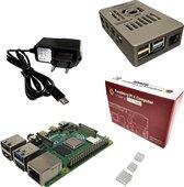 Raspberry Pi 4B – budget kit – 2GB