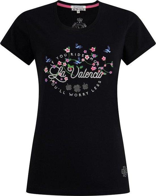 La Valencio T-shirt Noor