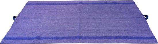 The One Theedoeken Universeel Blauw 50x80cm 5 stuks