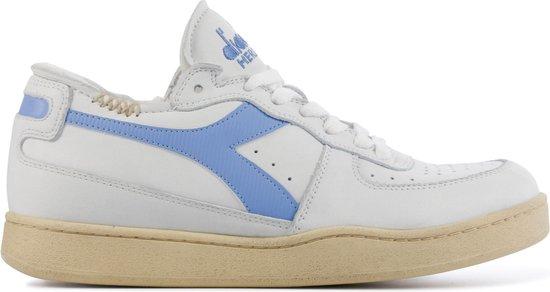 Diadora Heritage Mi Basket Row Cut  Dames Sneakers - Sky - Maat 40