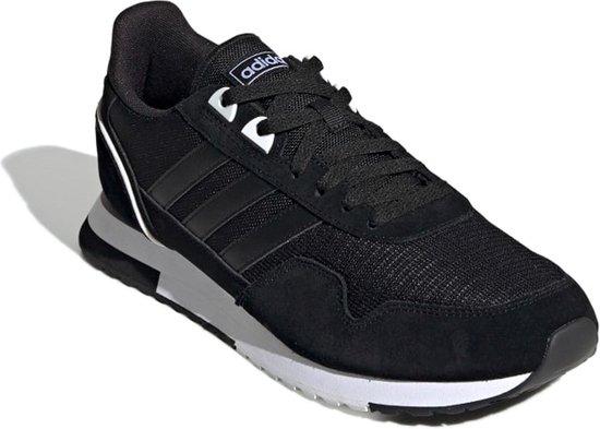 adidas 8K 2020 Sneakers - Maat 43 1/3 - Mannen - zwart/ wit