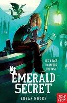 Omslag Emerald Secret