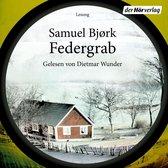 Federgrab