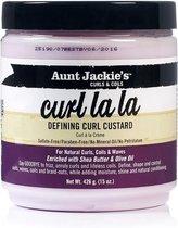 Aunt Jackies Curls & Coils Curl La La Defining Curl Custard 425 gr