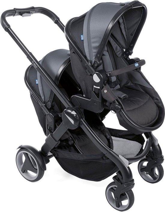 Chicco Duo Kinderwagen - Fully Stone Black