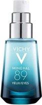 Vichy Mineral 89 oogcreme - 15ml - vermindert donkere kringen en versterkt