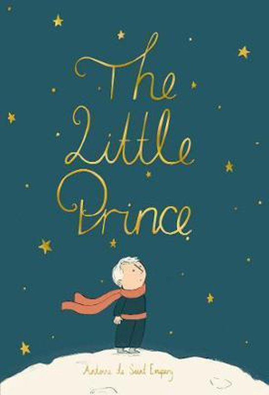 Boek cover The Little Prince van Antoine de Saint-Exupéry (Hardcover)