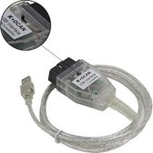 K+DCAN USB OBD2 Interface voor BMW met switch kdcan kabel inpa bmw software