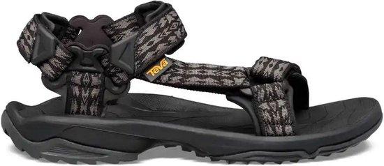 Teva Terra Fi Lite Heren Sandalen zwart grijs Maat 42