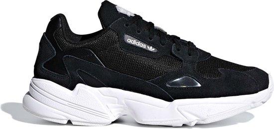 bol.com | adidas Falcon Dames Sneakers - Core Black/Core ...