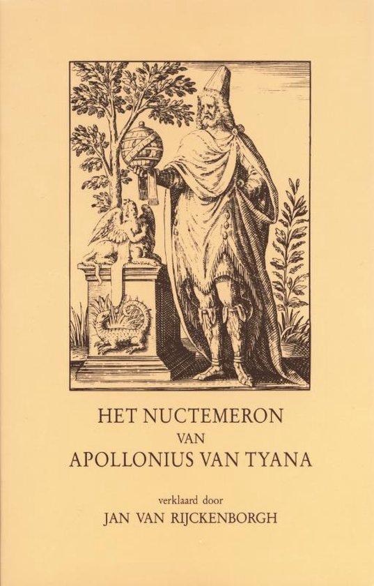 Nuctemeron van apollonius van tyana - Jan van Ryckenborgh  