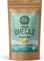 Omega 3 Algenolie - Vegan (90 capsules, 250mg DHA) - Beter dan Visolie