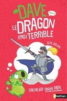 Boek cover Dave le dragon pas terrible - Tome 1- roman BD - dès 9 ans van Elys Dolan