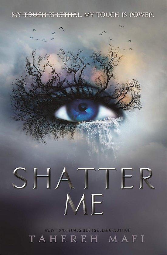 Boek cover Shatter Me (Shatter Me) van Tahereh Mafi (Paperback)