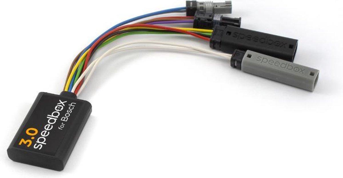 Speedbox 3.0 voor Bosch Generatie 3 & 4