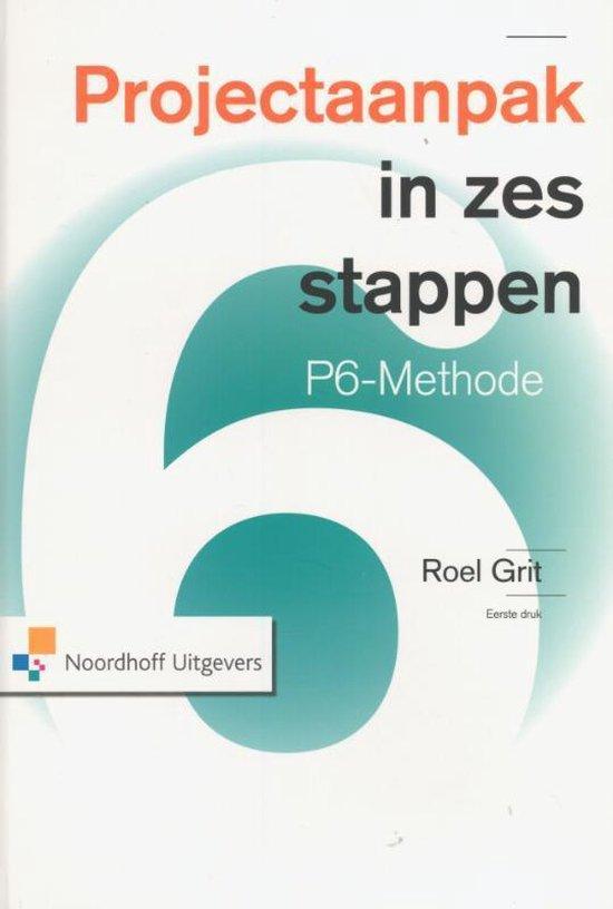 Projectaanpak in zes stappen - Roel Grit pdf epub