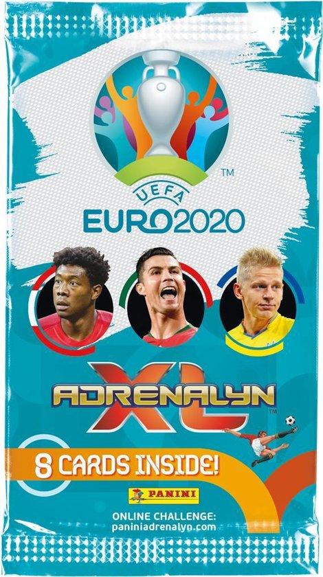 Afbeelding van het spel Adrenalyn XL UEFA Euro 2020 Boosters
