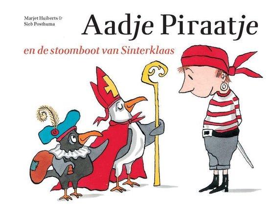 Aadje Piraatje en de stoomboot van Sinterklaas / druk 1