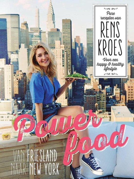 Powerfood - van Friesland naar New York