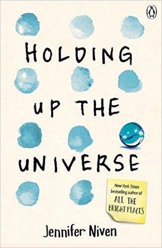 Boek cover Holding Up the Universe van Jennifer Niven (Paperback)