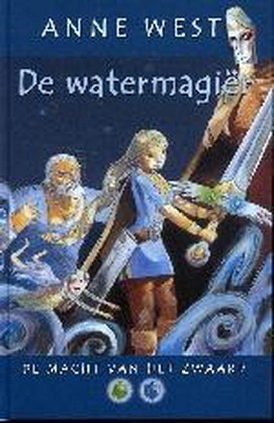 Cover van het boek 'De Macht van het Zwaard / 2 De watermagier' van A. West