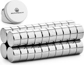 Super sterke magneten - Rond - 10 x 5 mm - 40 Stuks