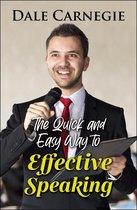 Boek cover The Quick and Easy Way to Effective Speaking van Dale Carnegie