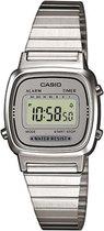 Casio Collection LA670WEA-7EF Dames Horloge - Ø 25 mm