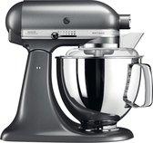 KitchenAid Artisan 5KSM175PSEMS - Keukenmachine - Tingrijs