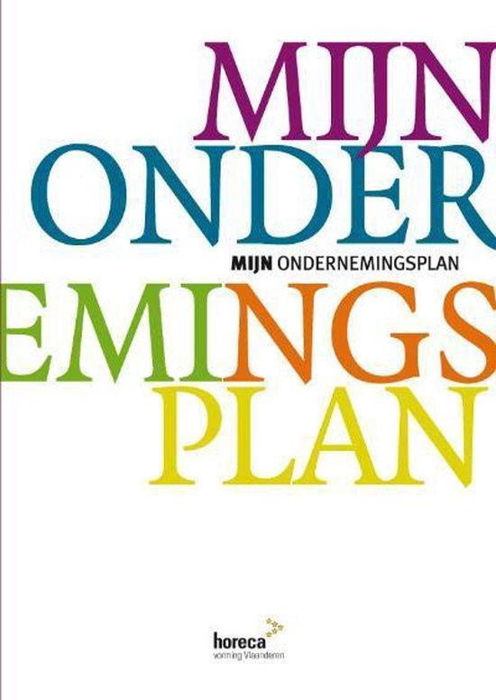 Mijn ondernemingsplan - Horeca Vorming Vlaanderen |