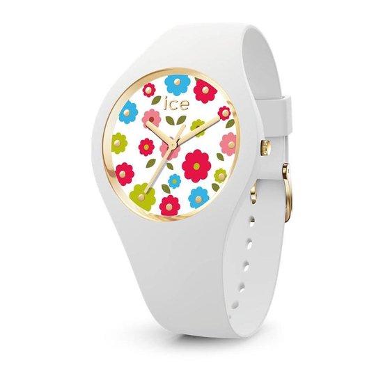 ICE-Watch horloge Flower – White – Small