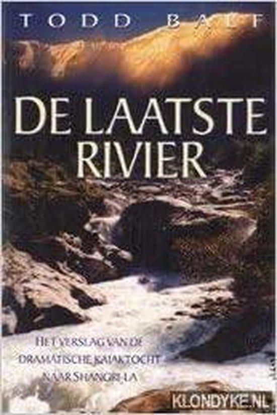 Laatste rivier - T. Balf  