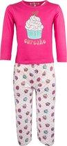 Meisjes Pyjama Cup Cake 128/134