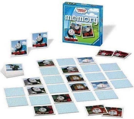 Afbeelding van het spel Thomas de Trein Mini Memory Game