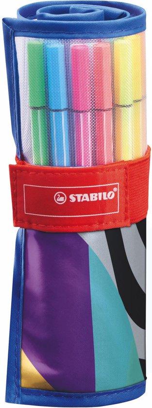 Afbeelding van STABILO Pen 68 rollerset Just like you edition