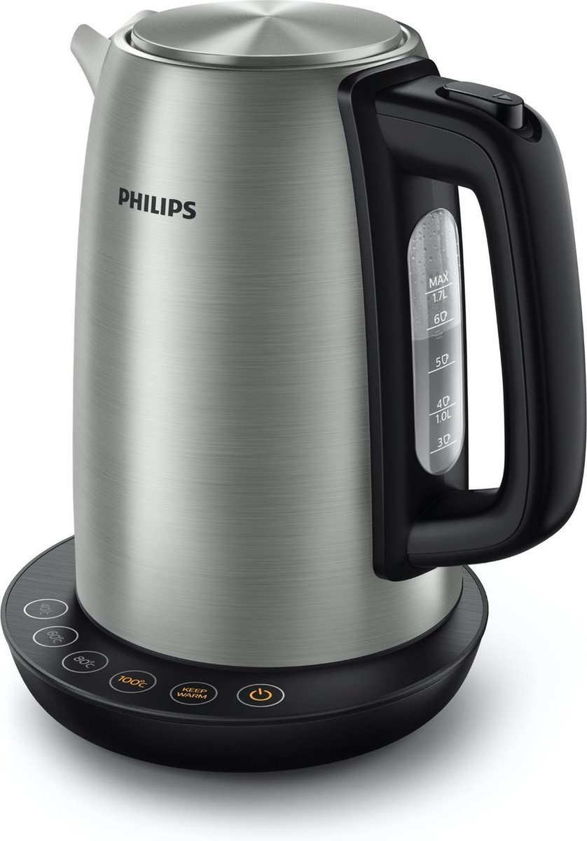 Philips Avance HD935990 Waterkoker met temperatuurregeling