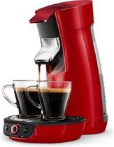 Philips Senseo Viva Café Duo Select HD6564/80 - Koffiepadapparaat - Rood